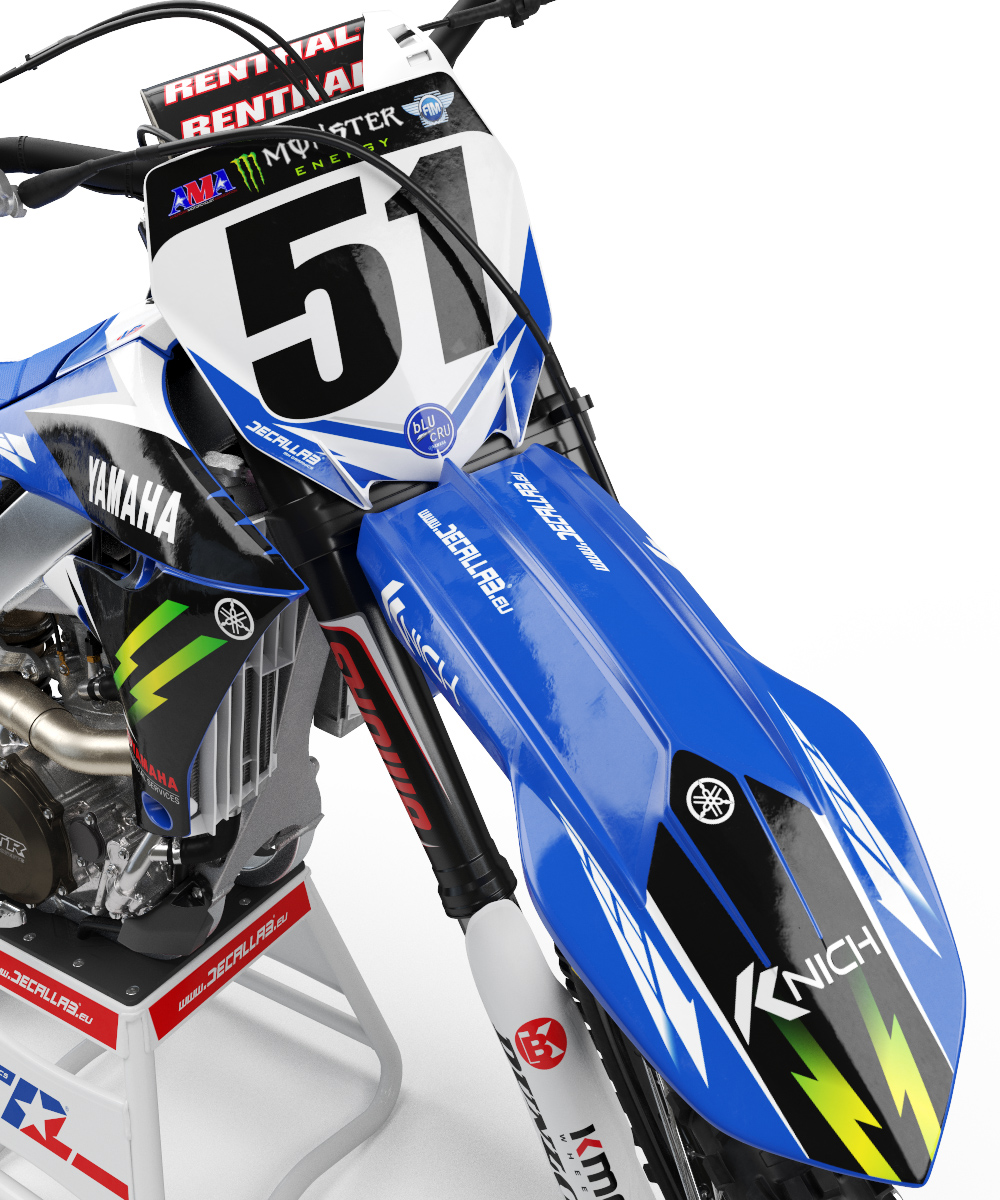 yzf 450 2018 templates on board at decallab decal lab