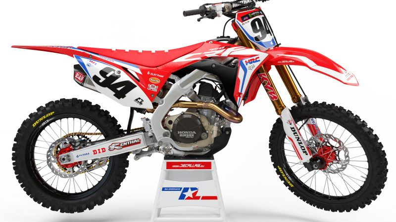Phenomenal Ken Roczen Custom Dirt Bike Graphics Hrc Honda Racing Geral Blikvitt Wiring Digital Resources Geralblikvittorg