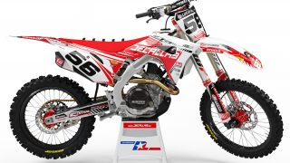decallab honda graphics 1987 dirt bike motocross decals cr crf 65 85 125 250 450 500 fox yoshimura