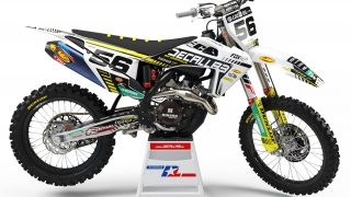 decallab husqvarna 1987 decal dirt bike graphics kit fc tc 125 250 450 2019