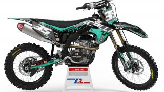 decallab kawasaki factory black world mx graphics dirt bike graphics ks kxf klx 65 85 125 250 450 NIKE UNIT yoshimura