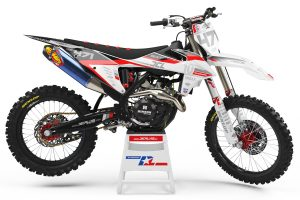 KTM-10th-anniversary-Dirt-Bike-Motocros-Graphics-Decals-Decallab-EXC-SXF-2018-2019-2020-2021-Side